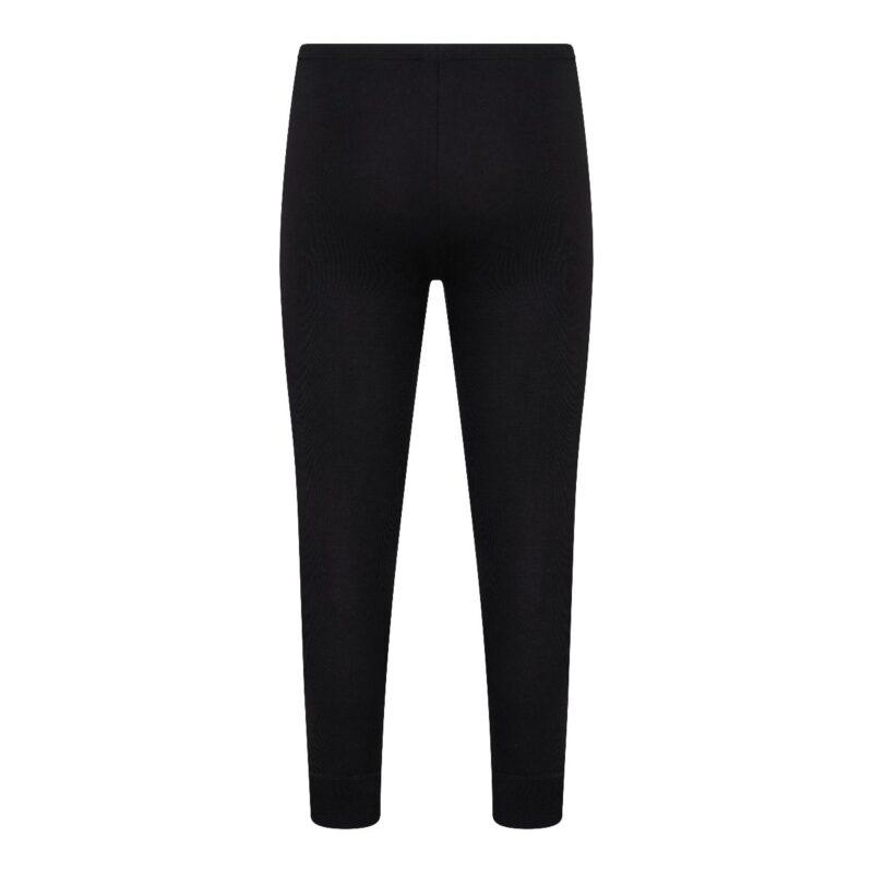 Beeren Unisex Thermo Pantalon Zwart achterkant