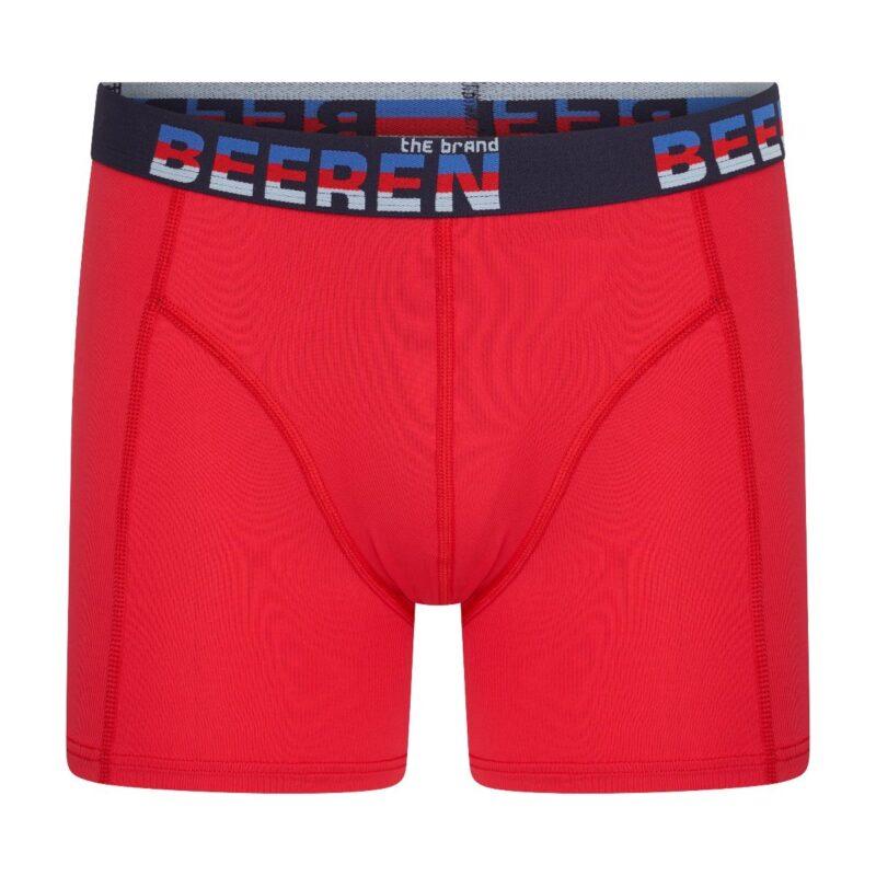 Beeren Boxershort Elegance Rood