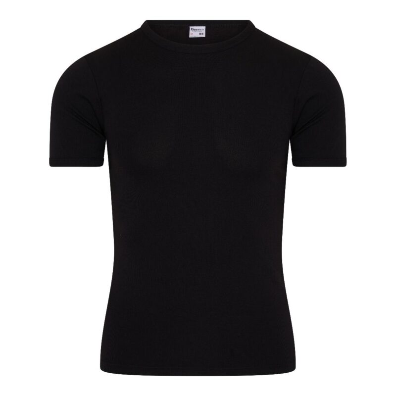 Beeren T-Shirt Young Tactel Zwart