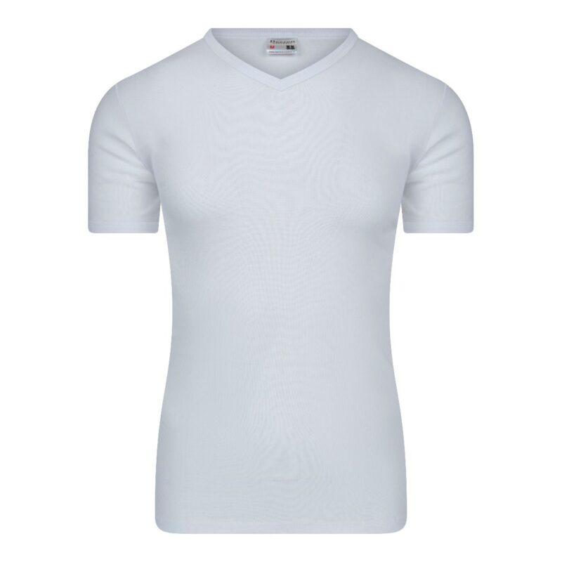 Beeren T-Shirt V-hals M3000 Wit