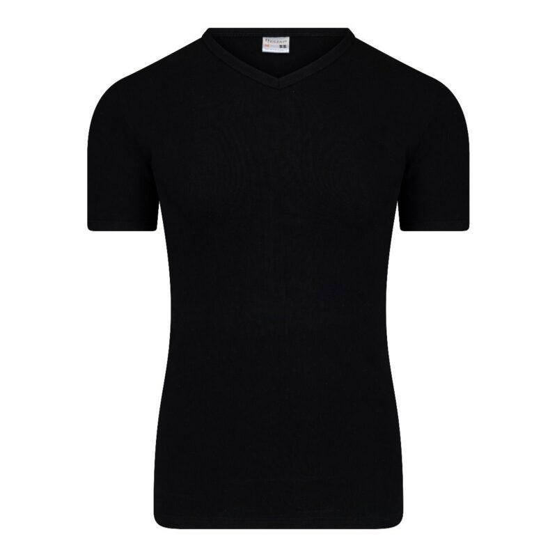 Beeren T-Shirt V-hals M3000 Zwart
