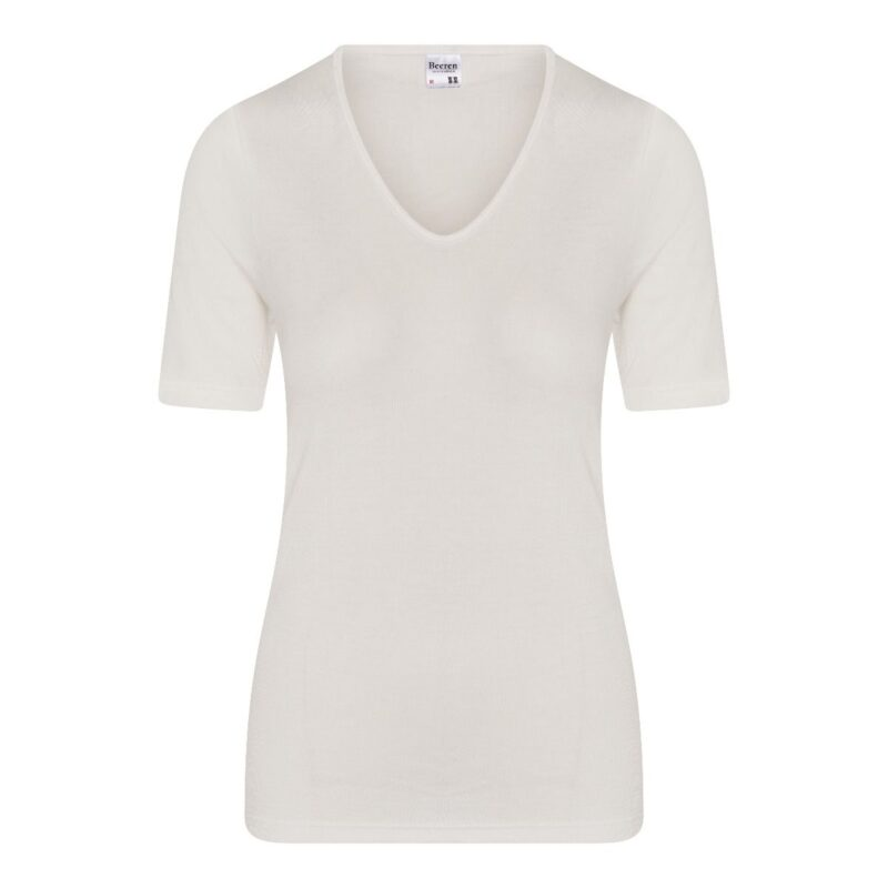 Beeren Thermo Onderblouse Dames Wit