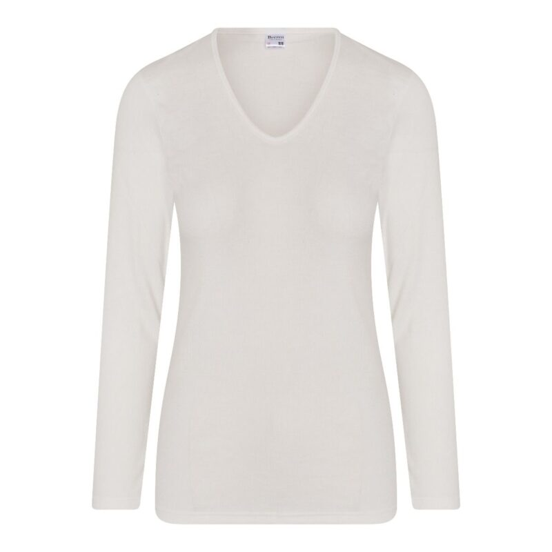 Beeren Thermo Onderblouse Dames Wit LM