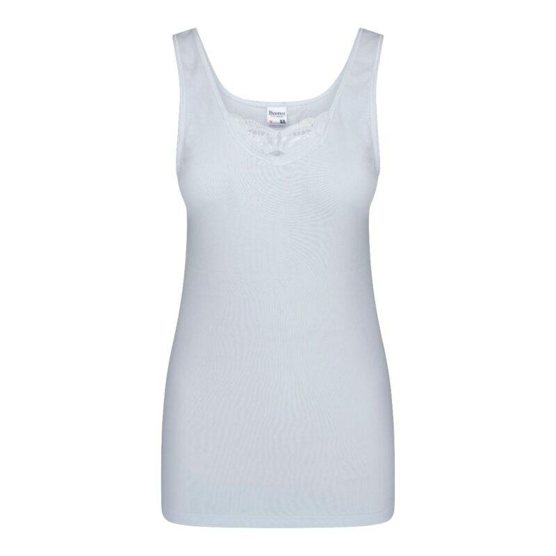 Dames Hemd Brenda Wit