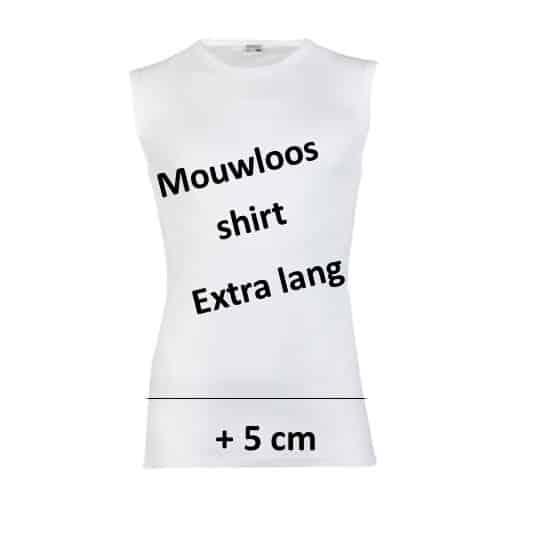Beeren m3000 mouwloos t shirt lang
