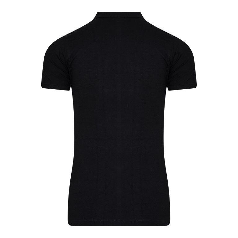 Beeren T-Shirt Comfort Feeling Zwart achterkant