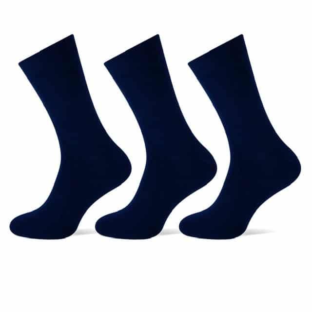 marine heren sokken teckel