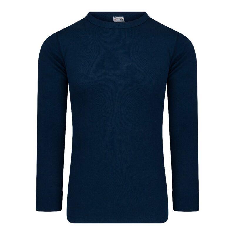 Beeren T-Shirt met Lange Mouwe M3000 Donkerblauw