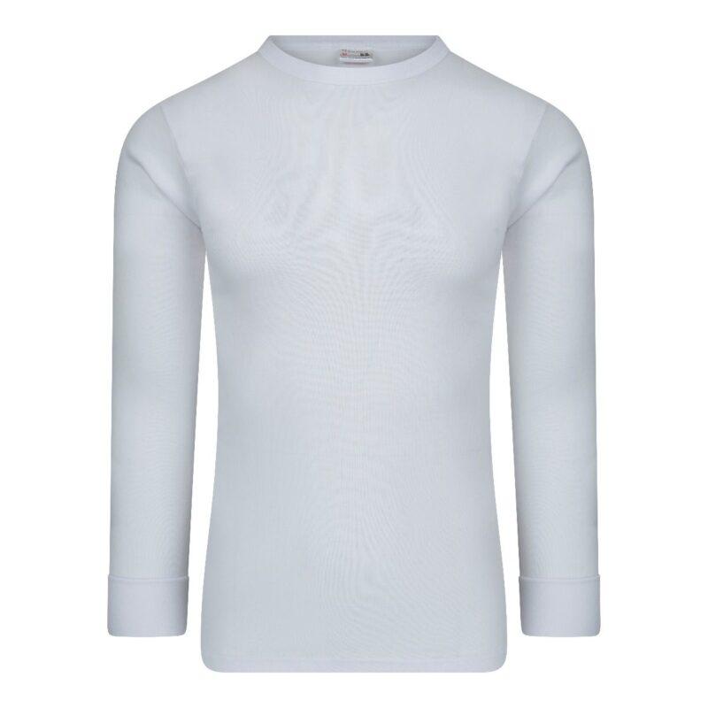 Beeren T-Shirt met Lange Mouwe M3000 Wit
