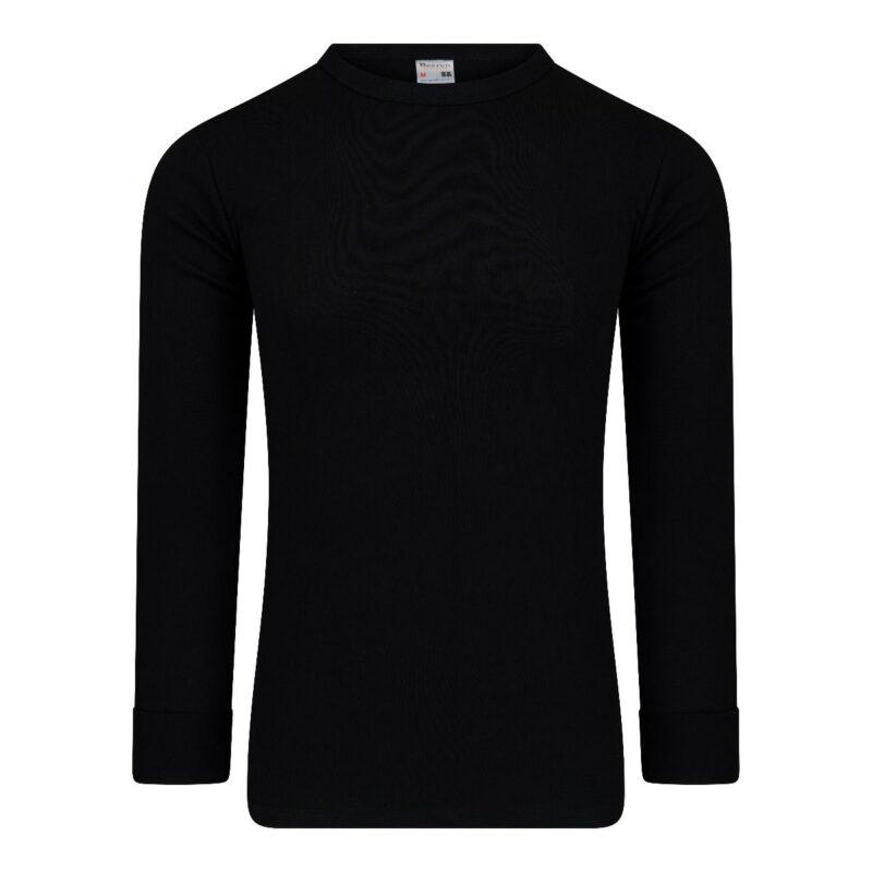 Beeren T-Shirt met Lange Mouwe M3000 Zwart