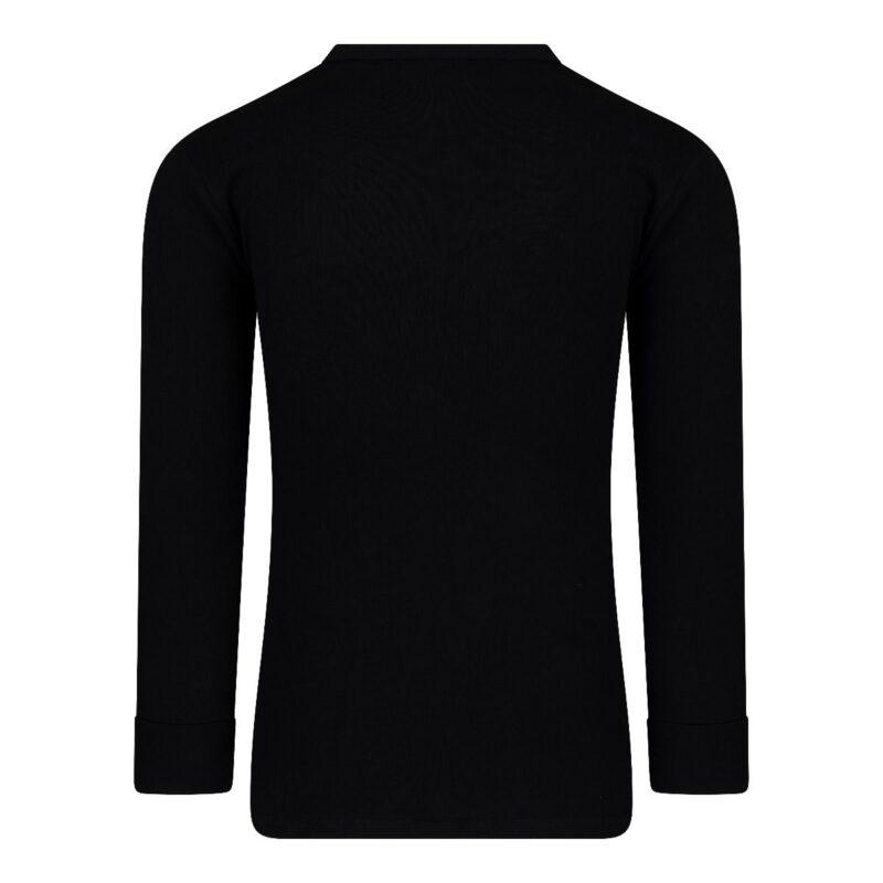 Beeren T-Shirt met Lange Mouwe M3000 Zwart achterkant