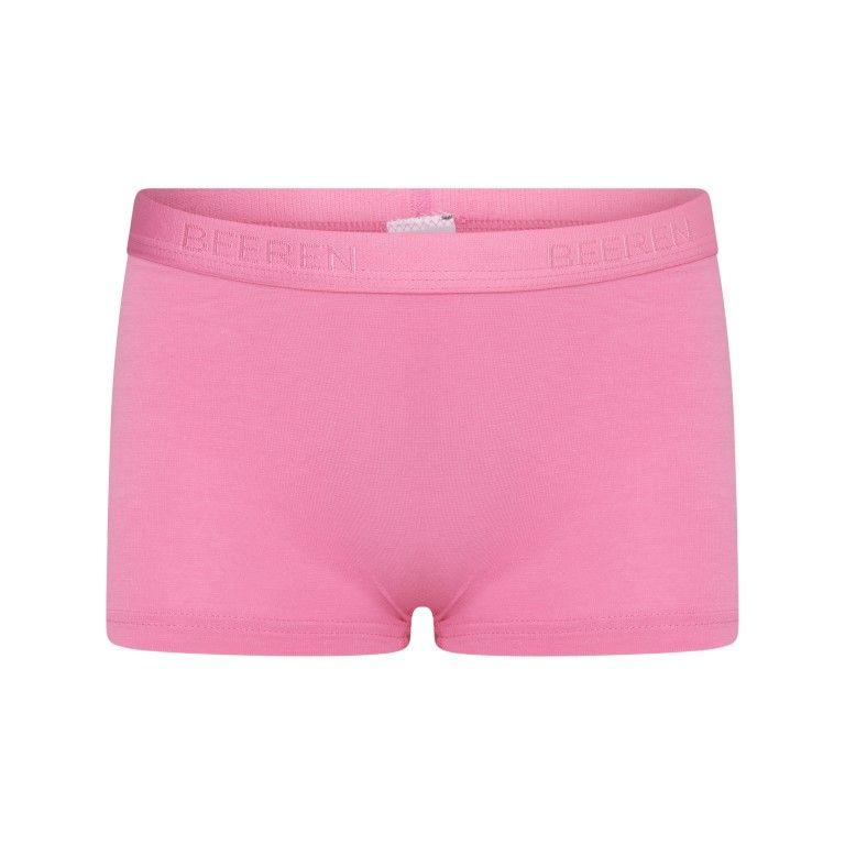 Beeren Meisjes Boxershort Comfort Feeling Roze