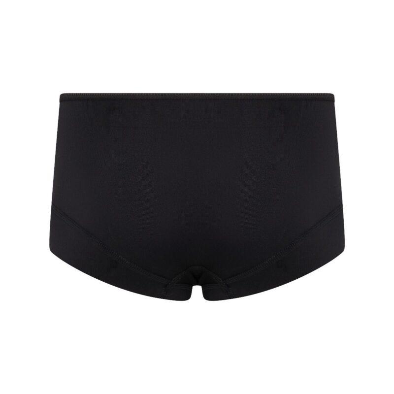 Beeren Meisjes Boxershort Elegance Zwart achterkant