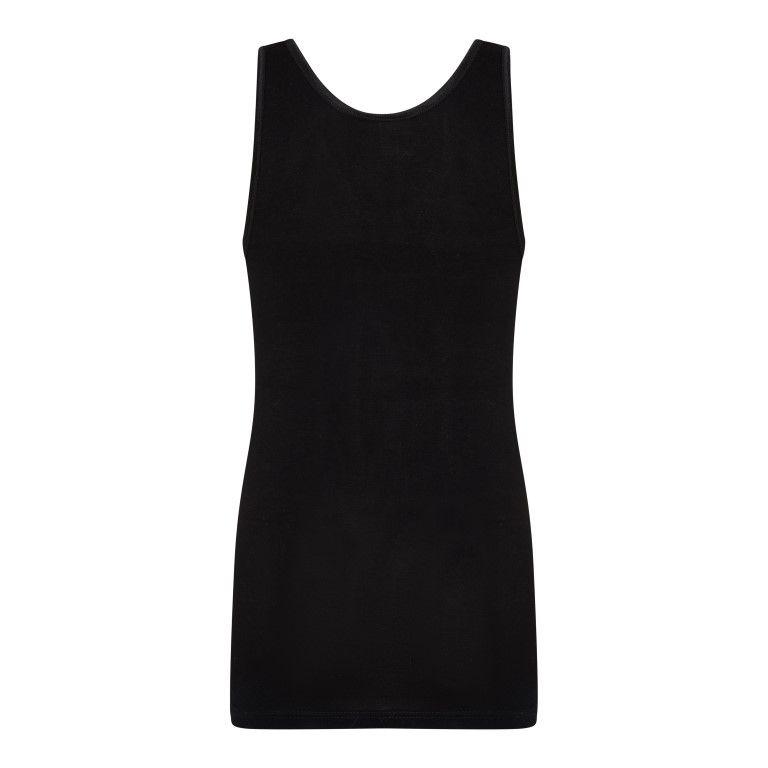 Beeren Meisjes Hemd Comfort Feeling Zwart achterkant