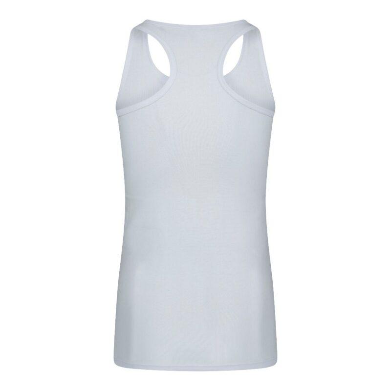 Beeren Boxerhemd M3000 Wit achterkant