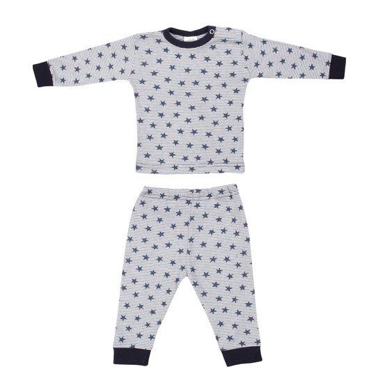 Baby Pyjama M3000 Streep Ster Marine