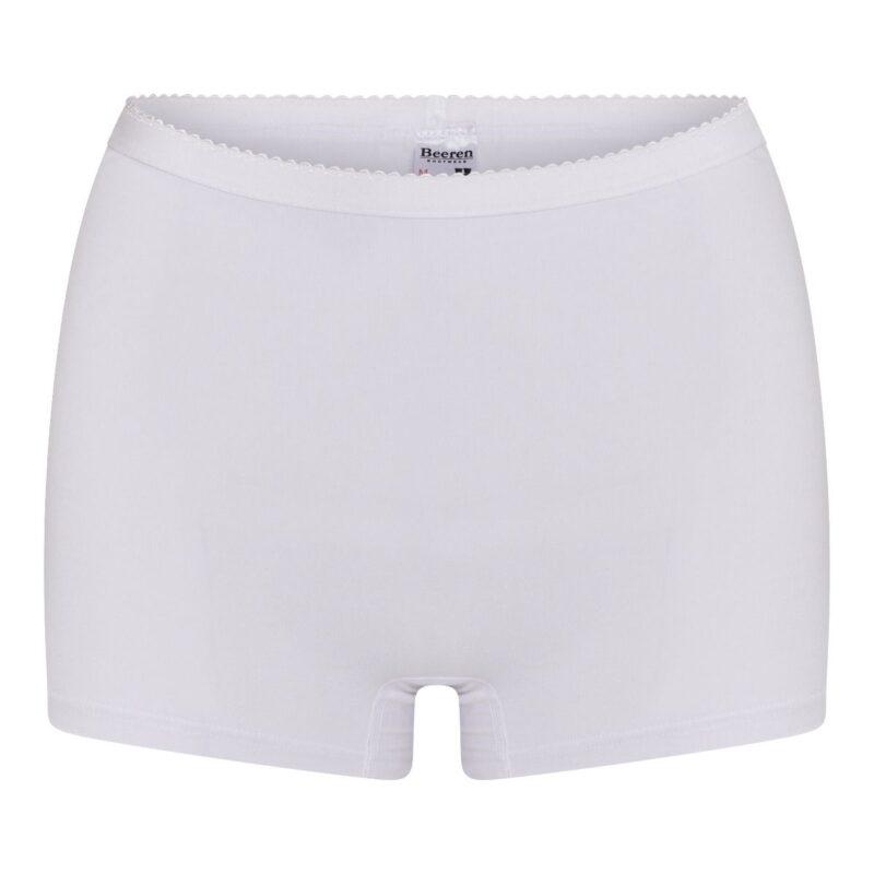 Beeren Dames Panty Softly Wit