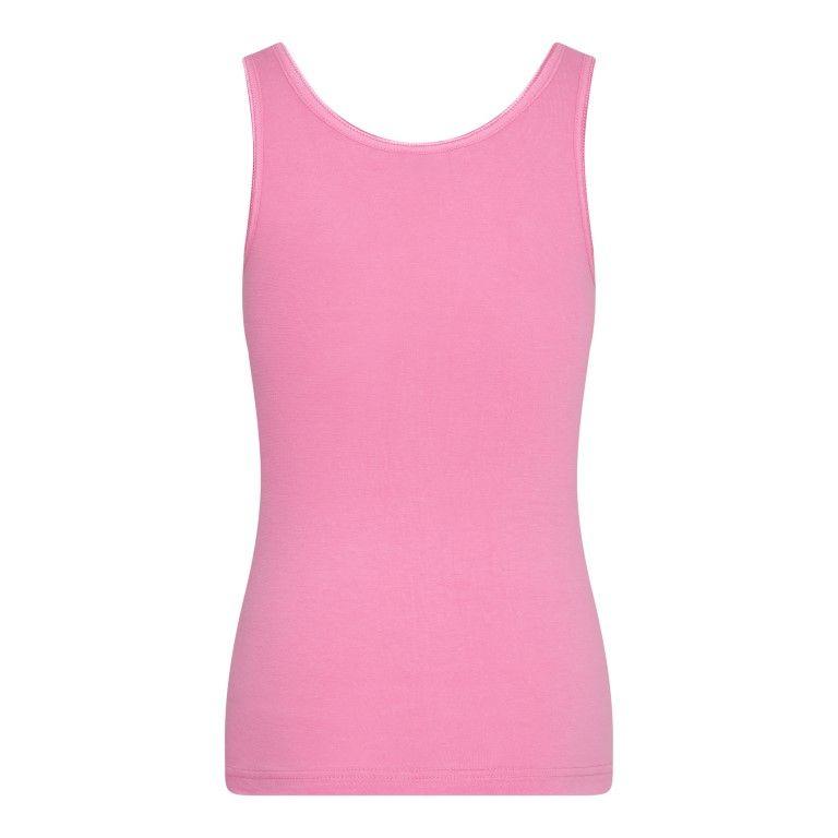 Beeren Meisjes Hemd Comfort Feeling Roze achterkant